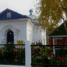 Православный молодёжный актив прихода храма в честь «Казанской» иконы Божией Матери, г. Куса