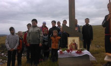 Крестный ход на гору «Шихан» , г. Усть-Катав