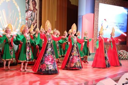 Всероссийский фестиваль «Славим Отечество 2015»