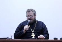 встреча православной молодежи Дона с известным миссионером протоиереем Олегом Стеняевым