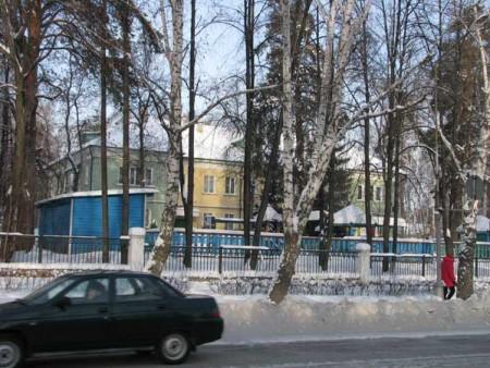 Православное братство «Покровская крепость», город Озерск, 2016 год