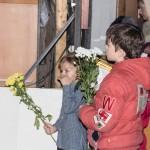 Праздник Рождества Христова в храме горда Копейска, 2016 год