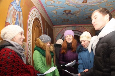 Чебаркульская молодежь приняла участие в акции «День единых действий», 2016 год