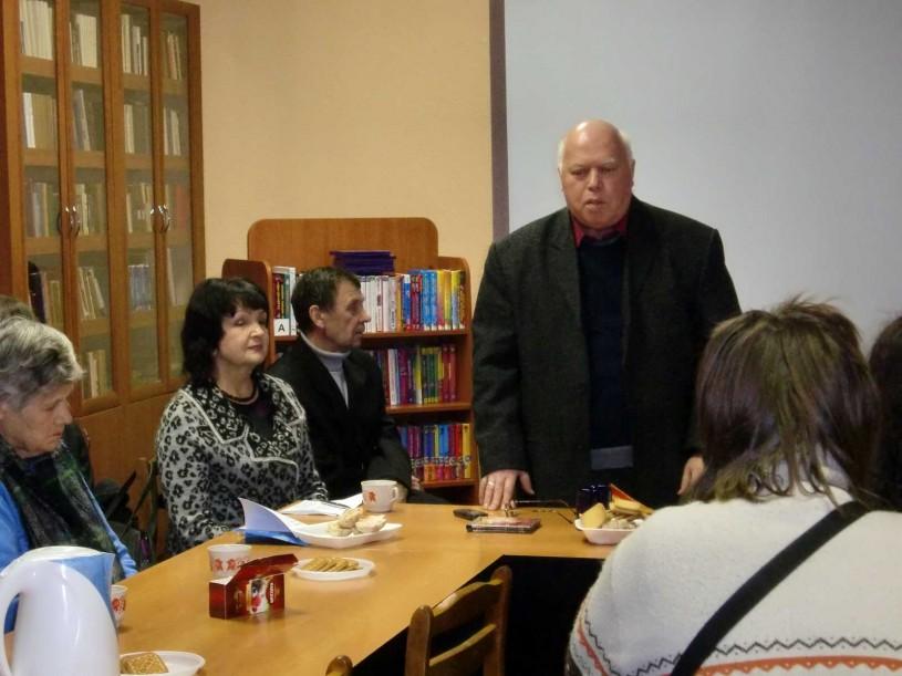 Православный поэт Валерий Шитиков