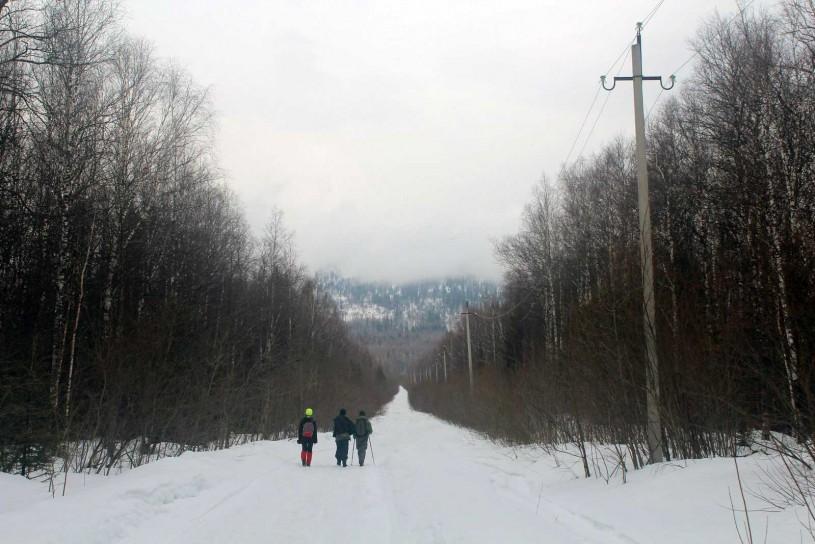 Православное общество ДЕРЖИСЬ, город Челябинск, путешествие на УРЕНГУ, 30 марта 2016 года