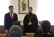 Протоиерей Ярослав Иванов и Артем Альбертович Анисин