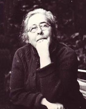 Поэтесса Зинаида Миркина