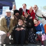 Фото на память, Фестиваль жен-мироносиц, город Челябинск, 15 мая 2016 года