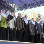 Приходской хор, Фестиваль жен-мироносиц, город Челябинск, 15 мая 2016 года