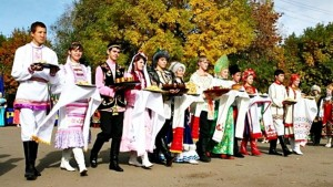 Парад дружбы народов, город Челябинск, 2016 год