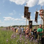 Сюжет пресс-службы Челябинской епархии о миссионерском крестном ходе