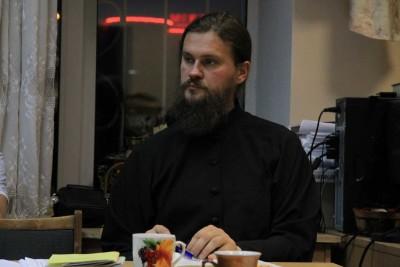 Протоиерей Ярослав Иванов, руководитель молодежного отдела Челябинской епархии