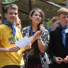 Воспоминания о летнем лагере «Наследник»