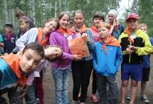 Православный детский лагерь Наследник, озеро Увильды, 2016год