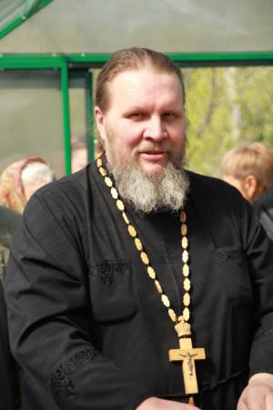 Отец Дмитрий Алферов