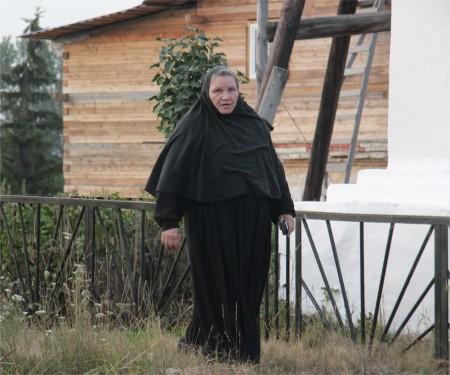 Монахиня Феодосия (Новгородцева)