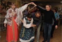 Вечёрки на приходе храма преподобного Сергия Радонежского город Челябинск 2016