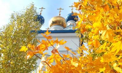 """Храм иконы Божией Матери """"Утоли моя печали"""", где служил отец Дмитрий"""