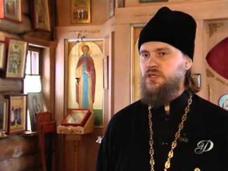 Отец Ярослав Иванов