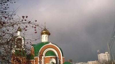 Храм преподобного Сергия Радонежского. На базе этого прихода функционирует студенческий клуб.