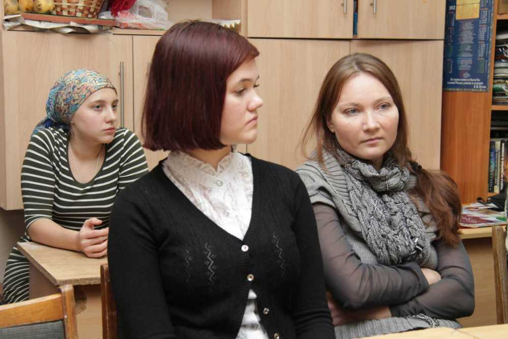 знакомства православная молодежь
