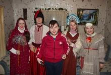 Ребята из Копейска поздравили детей-инвалидов