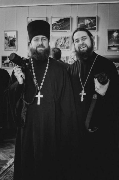 Братья Димитрий и Дионисий Кадомцевы