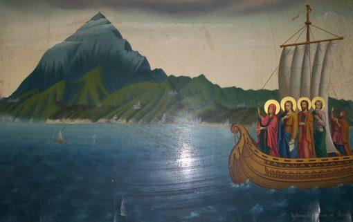 Афон святая гора чудеса
