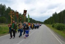 Миссионерский крестный ход 2017г, Челябинск
