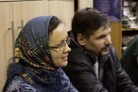 Беседа о православной семье