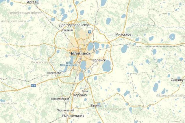 Челябинская агломерация