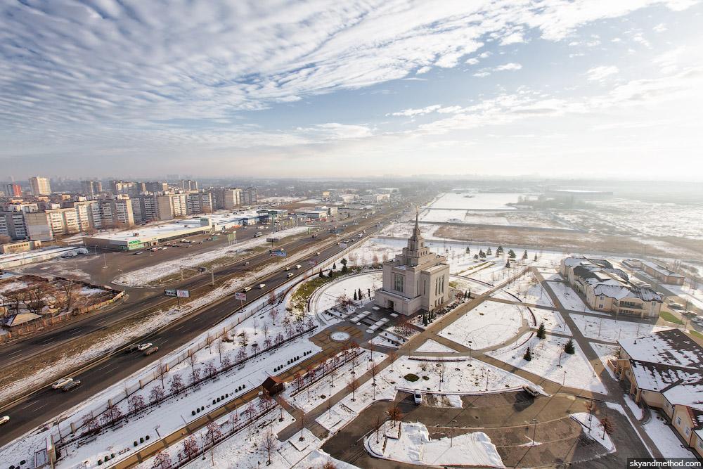 Храм мормонов в Киеве