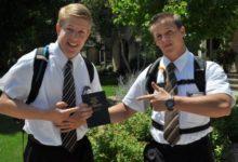 Мормоны миссионеры