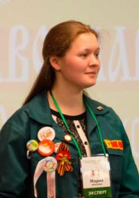 Мария Грязнова