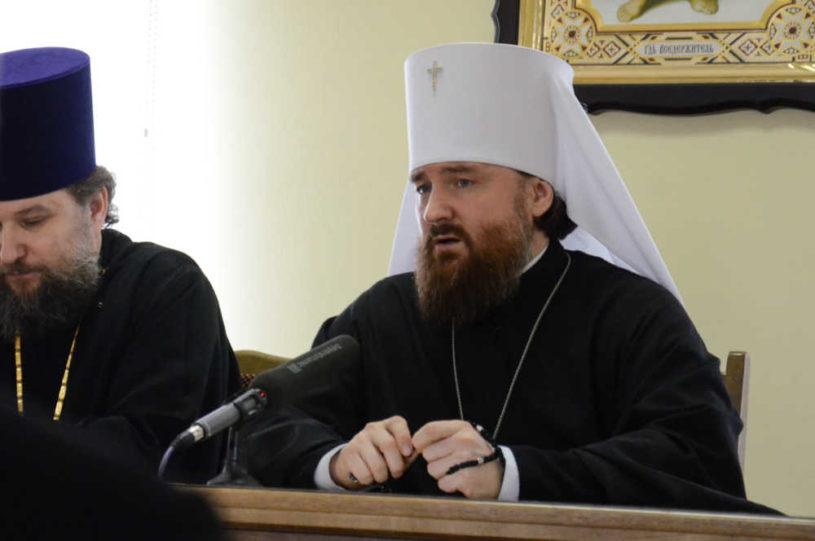 Святитель Спиридон Тримифунтский в Челябинске, 4-16 апреля