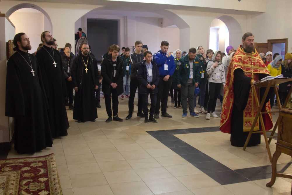 Майский сбор православного молодежного актива 2019, Челябинск