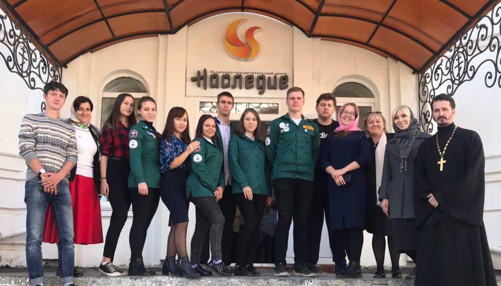Встреча молодежных отделов Челябинской и Магнитогорской епархий