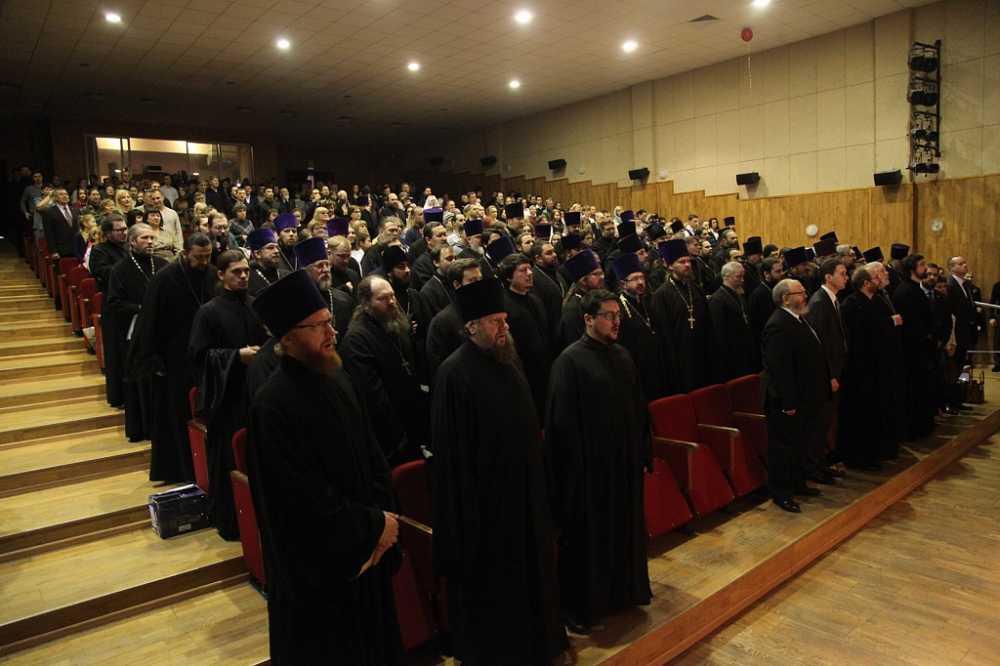 VI Рождественские чтения, пленарное заседание, Челябинск