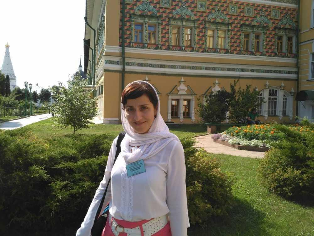 Тамара Журавлева
