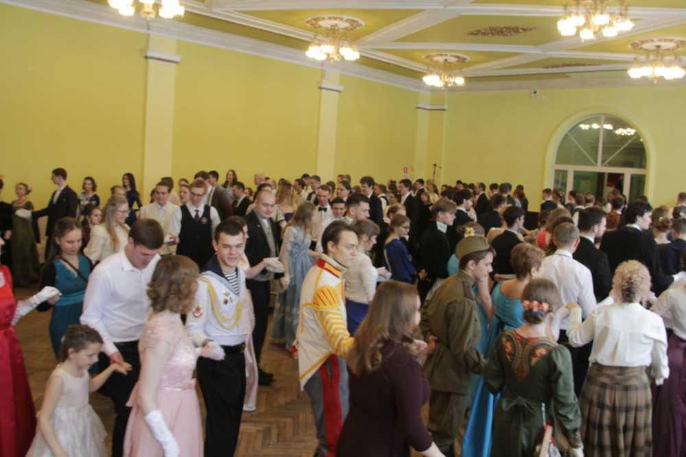 VI Сретенский бал, Челябинск, 2020г
