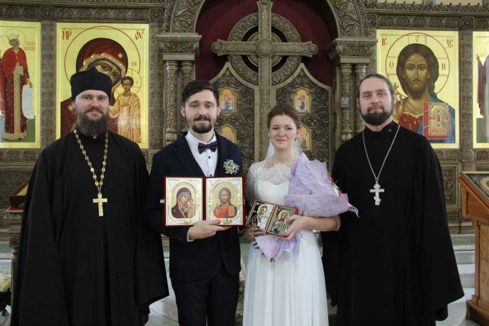 Мария и Семен Прокопенко