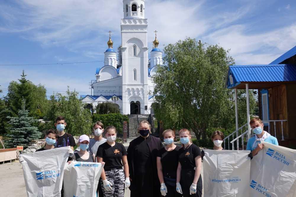 ПМО Фавор, Чебаркуль, акция Вода России