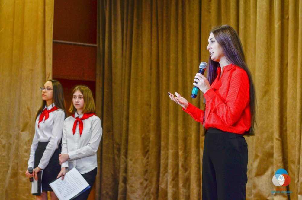 [1/3] Беседа со Светланой Буравовой, председателем регионального отделения Российского движения школьников, изображение №5