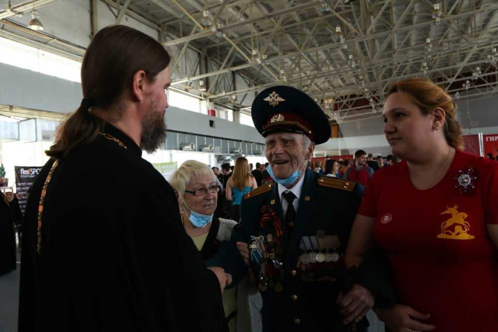 В Челябинске состоялся IV Георгиевский спортивно-патриотический Фестиваль