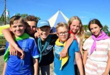 Детский Епархиальный палаточный лагерь Наследник 2021