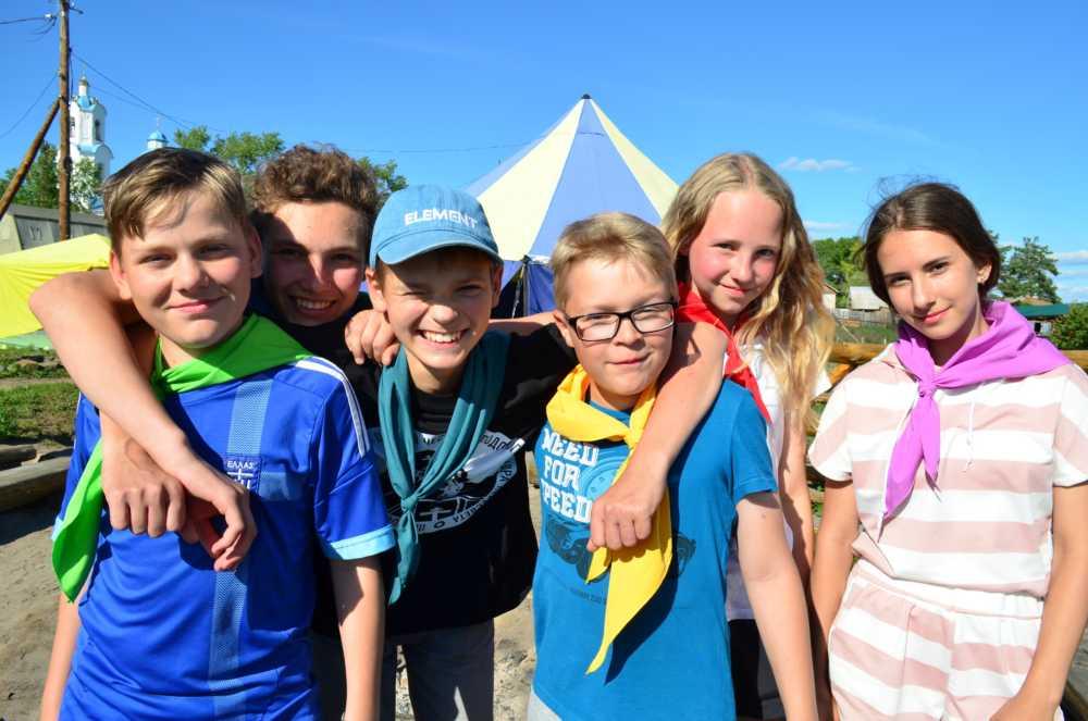 Епархиальный палаточный лагерь Наследник объявляет набор детей и подростков на смены 2021 года!